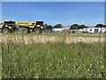 SP3765 : HS2 enabling works, Welsh Road area, June 2021 (13) by Robin Stott
