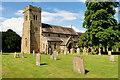 SE3092 : St Radegund's Church, Scruton by David Dixon