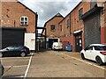 SP2965 : Former gelatines factory, Wharf Street, Warwick by Robin Stott