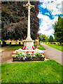 SE2280 : Masham War Memorial by David Dixon