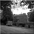NT2372 : Polwarth Terrace by Richard Webb