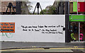 J3374 : Graffiti, Belfast by Rossographer