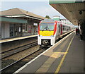 SS9079 : 175104 arriving at Bridgend station by Jaggery