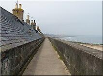 NJ9505 : Fishing cottages in Footdee, Aberdeen by Mat Fascione