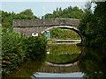 SJ8354 : Hardings Wood Junction near Kidsgrove in Staffordshire by Roger  Kidd