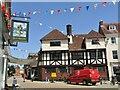 SU3521 : Romsey - Marketplace by Colin Smith