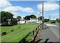 NZ1749 : Maiden Law crossroads by Robert Graham