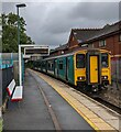 ST1871 : 150230 at Penarth station by Jaggery
