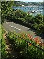 SX8852 : A379 approaching the Higher Ferry by Derek Harper