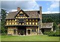 SO4381 : Gatehouse, Stokesay Castle by Bill Harrison