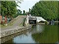 SJ8647 : The Pebble Mill Arm near Etruria, Stoke-on-Trent by Roger  Kidd
