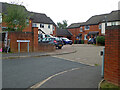 SO8652 : Sandpiper Close, St Peter the Great, Worcester by Chris Allen