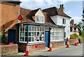 TQ4508 : Glynde Stores and Post Office by PAUL FARMER