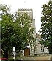 SZ0090 : St James's Church by Phil Richards