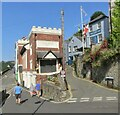 SX8851 : Kingswear Hall by Colin Smith