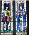 SY0080 : Exmouth - Stained Glass Windows by Colin Smith