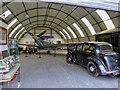 NY0078 : Dumfries Aviation Museum, Loch Doon Spitfire Hangar by David Dixon