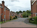 SO8651 : Ramillies Drive, Norton, Worcestershire by Chris Allen