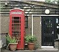 TQ5265 : Telephone Kiosk at Eagle Heights by PAUL FARMER