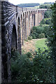 SE0735 : Southwest face of Hewenden Viaduct by David Martin
