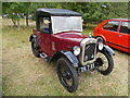TF1207 : 1929 Austin 7 at the Maxey Classic Car Show - August 2021 by Paul Bryan