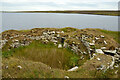 ND3043 : Yarrows Broch, Caithness by Andrew Tryon
