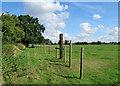 TL4765 : Landbeach: the path to the Tithe Barn by John Sutton