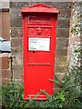 SP9005 : Victorian Letter Box at Swan Bottom by David Hillas