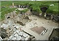 HY2318 : Skara Brae - Dwelling No.5 by Rob Farrow