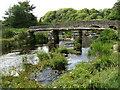 SX6478 : Postbridge - Clapper Bridge by Colin Smith