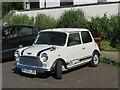 NT1877 : Mini Mayfair GT at Cramond by M J Richardson