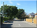 SZ0490 : Gleneagles Avenue, near Poole by Malc McDonald