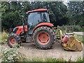 TF0820 : The mower by Bob Harvey
