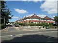 SZ0491 : Mansfield Road, Parkstone, Poole by Malc McDonald