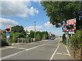 SY9990 : Level crossing at Hamworthy, near Poole by Malc McDonald