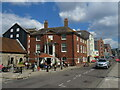 SZ0090 : Poole Quay and Custom House by Malc McDonald