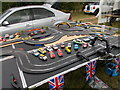 TF1207 : Scalextric layout at the Maxey Classic Car Show - August 2021 by Paul Bryan