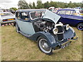 TF1207 : 1936 Riley Nine Merlin at the Maxey Classic Car Show - August 2021 by Paul Bryan