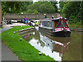 SO8557 : Exiting Bilford Top Lock on the Worcester and Birmingham Canal by Chris Allen
