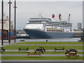 J3576 : The 'Bolette' at Belfast by Rossographer