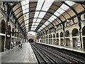 TQ2580 : Notting Hill Gate Underground station, London by Nigel Thompson
