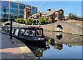 SP0586 : The Worcester & Birmingham Canal  by Graham Hogg