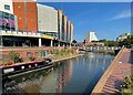 SP0586 : The Birmingham Canal by Graham Hogg