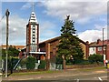 SP3379 : St Stanislaus Kostka Catholic church, Coventry by Alan Paxton
