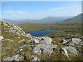 NN2917 : Lochan Beinn Damhain by Alan O'Dowd