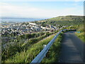 SY6873 : Old Hill, Isle of Portland by Malc McDonald