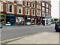 SP0787 : Businesses at the end of Corporation Street (part 2), Birmingham by Robin Stott