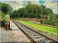 SD7914 : East Lancashire Railway, Summerseat Station by David Dixon