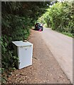 SO5113 : Dumped Indesit, Dixton Lane, Monmouth by Jaggery