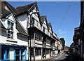 SO6299 : Raynald's Mansion, High Street, Much Wenlock by Bill Harrison